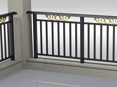 铁艺窗护栏特点