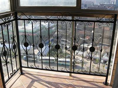 室内铁艺护栏