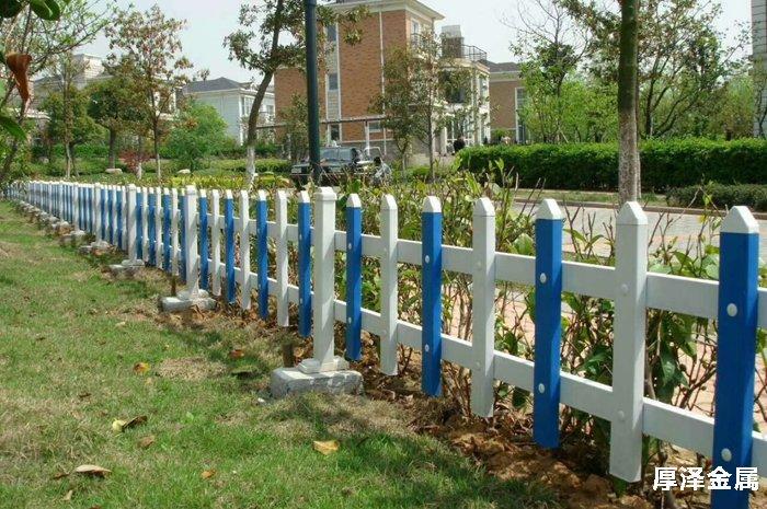 草坪护栏颜色