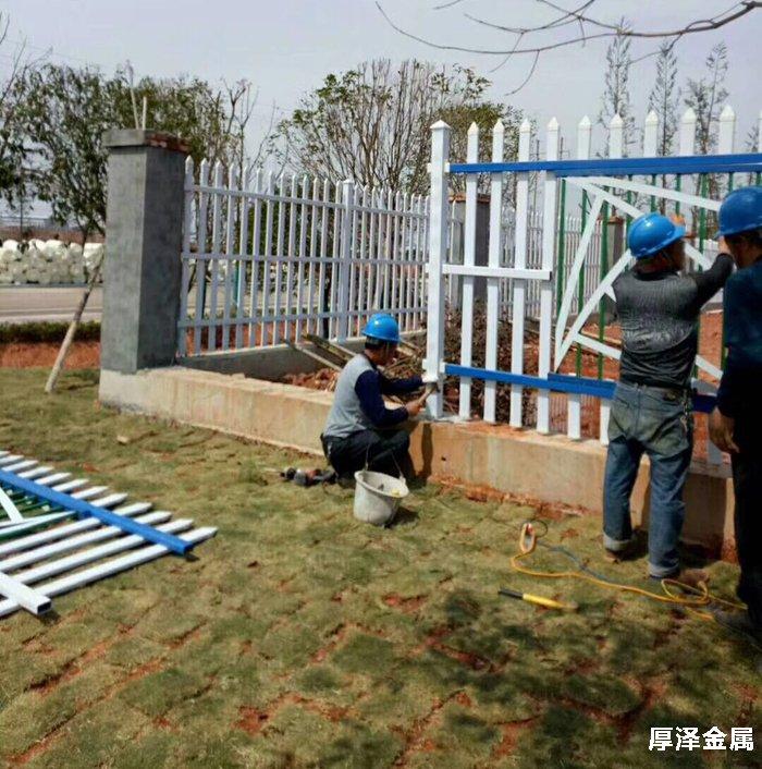 围栏网安装